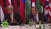 Austria: Syria peace talks commence in Vienna