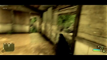Crysis Extreme Quality Mod Dx10 Photoreal Ii Xfx 6870 _ Tod test
