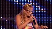 Петра, Ева - Мария, Люба и Ива - X Factor (02.10.2014)