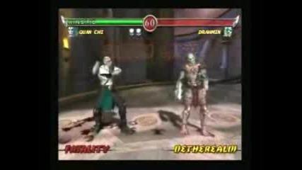 Mortal Kombat Deadly Alliance Fatalities