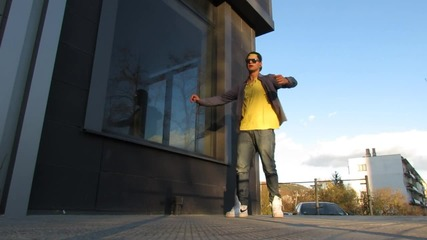 Ballan - Българския Dubstep танцьор!