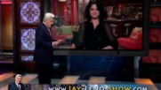 Selena Gomez answers embarrassing questions on Jay Leno