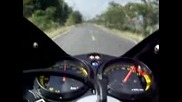 Honda Cbr 150r - 160 Km/h