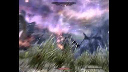 The Elder Scrolls 5: Skyrim (gameplay/ending? )