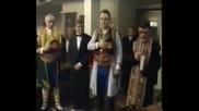 Свадбата На Цеца И Аркан 1 Част