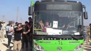 Syria: Evacuation of besieged pro-government villages complete