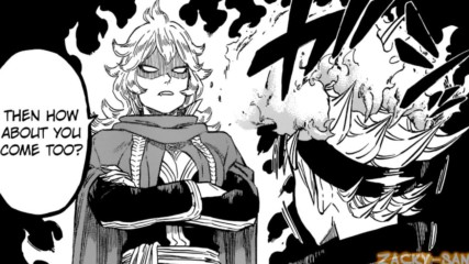 Black Clover Manga - 108 The Uncrowned Undefeated Lioness