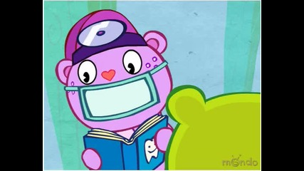 Happy Tree Friends - Nuttin but the Tooth