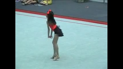 Гала-поздрави на Гимнастичките от Скхг- Черноморец- Бургас-01.4.2012