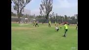 женски футбол - нокаут