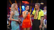 Dancing Stars - Огнената салса на Мика и Тодор (01.04.2014 г.)
