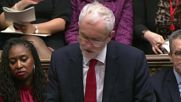 UK: Opposition leader Corbyn demands May resigns ahead of no-confidence vote