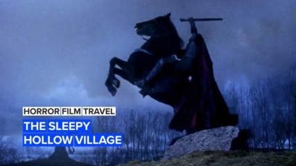Horror Film Travel: Visit the real Sleepy Hollow village