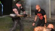 The Undertaker raises hell on AJ Styles & The OC in Boneyard Match: WrestleMania 36 (WWE Network Exclusive)