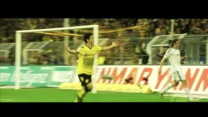 Shinji Kagawa - Manchester United's Samurai - 2012/13