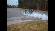Toyota Celica - Burnout