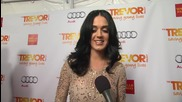 Katy Perry Thinks It's More Important to be 'Brave' Than Successful