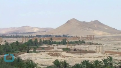 Islamic State Video Shows Advance on Ancient Palmyra