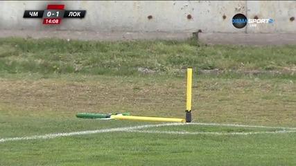 Счупено колче на дербито Черно море - Локомотив Пловдив