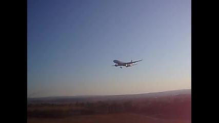 Ltu A330 @ Varna Airport