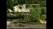 Милиони американци останаха без електричество след бурята над Източното крайбрежие