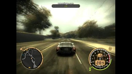 Nfs Most Wanted Stuns
