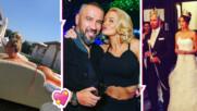 Яна Димитрова съблазнява с фото, а Петко сподели сватбен кадър
