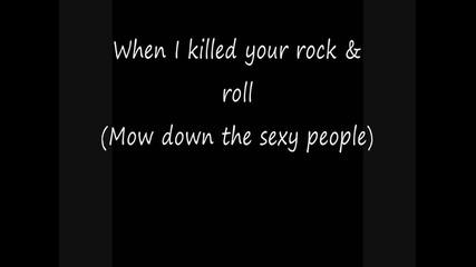 System of a Down - kill rock n roll [lyrics]