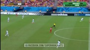 Хондурас 0 – 3 Швейцария // F I F A World Cup 2014 // Honduras 0 – 3 Switzerland // Highlights