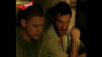 Бягство От Затвора Еп.8 Сезон 3 (бг Аудио)