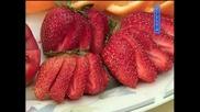 Скара за приятели - Карвинг на плодовете