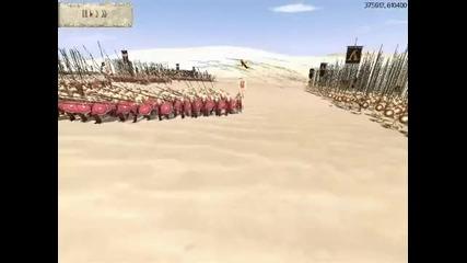 Rome Total War Online Battle #1348 Macedon vs Germania