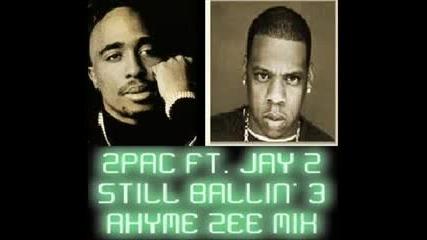 2pac & Jay Z - Still Ballin (remix)