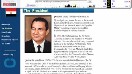 Mubarak, Sons Get Three Years in Jail