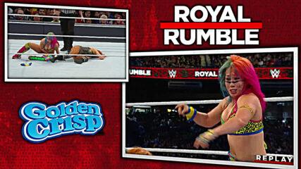 Asuka vs. Becky Lynch – SmackDown Women's Title Match: Royal Rumble 2019 (Full Match)