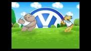 Volswagen Fox - Хипопотам