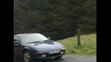 Toyota Celica Mr2 review