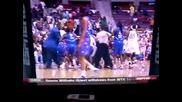 Як Женски Бой За Първи Път В Женския Баскетбол WNBA