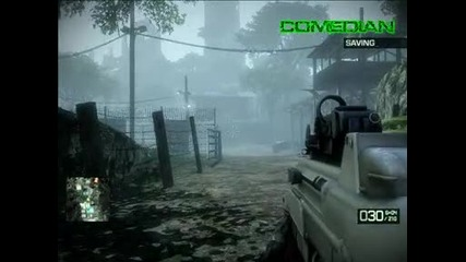 Battlefield : Bad Company 2 Gameplay By Comedian Pmp