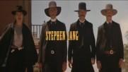 Tombstone 1993 - Main movie teme