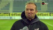Фийни подкрепи Валентич: В крайна сметка, това е професионален футбол