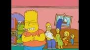 Семейство Симпсън - Барт Е Дебел