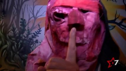Кървава скрита камера в София за Хелоуин - зад кулисите