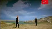 Преслава и Илиян - Плачеше нали (оригинала)+ (video clip & бг превод)