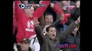 05.04 Победен гол на Мачеда ! Манчестър Юнайтед - Астън Вила 3:2
