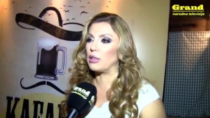 Indira Radic - Intervju -  Kafana DRUGA KUĆA GAUČOSI (Grand TV 2014)