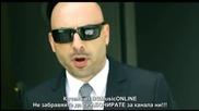 Графа & Сантра feat. Spens - Тяло в тяло *high Definition* 720p