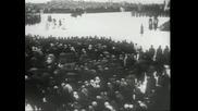 Революция 1917. Свердлов, ленин, троцкий ч. 1