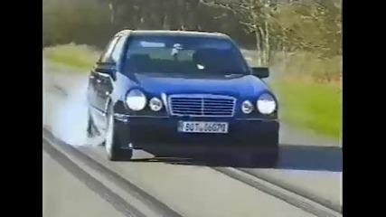 Mercedes E V12 Brabus 7.3l