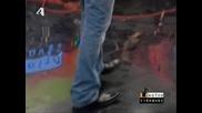 Дантис иска да глътне Терзис Beautiful - Христос Дантис (превод) (на живо)